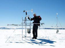 La estación polar Mendel en la Isla James Ross, foto: ČTK