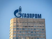 Gazprom (Foto: Archiv Transparency International)