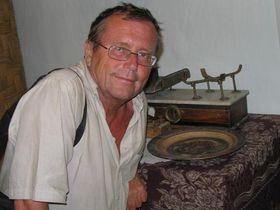 Josef Vomáčka, foto: ČT24