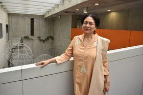 Narinder Chauhan, photo: Ondřej Tomšů