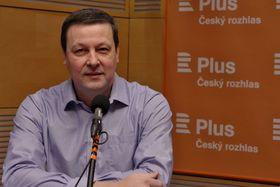 Vojtěch Hromíř (Foto: Jana Přinosilová, Archiv des Tschechischen Rundfunks)