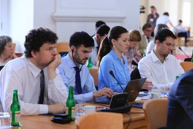 Фото: Мартин Гладик, Институт международных отношений (ÚMV)