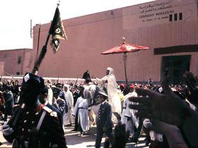 Hassan II, photo: Fritz Rudolf Loewa