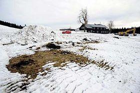La localité de Jizerka, photo: CTK