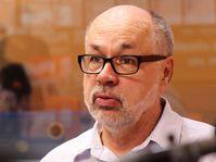 Jiří Pehe, photo: Luboš Vedral, Czech Radio