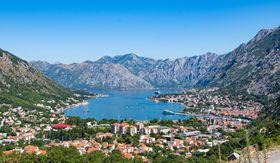 Černohorský Kotor, foto: pixelRaw, Pixabay / CC0