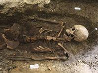 Nové archeologické nálezy ve velehradské bazilice, foto: ČTK