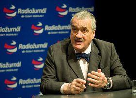 Karel Schwarzenberg (Foto: Filip Jandourek, Archiv des Tschechischen Rundfunks)