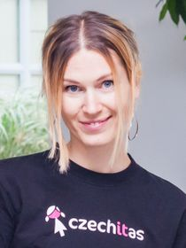 Barbora Bühnová, photo: archive of Masaryk University Brno