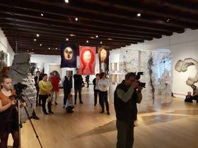 Vernissage, Museumsgalerie (Foto: Jitka Mládková)