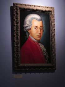 Wolfgang Amadeus Mozart, photo: Martina Schneibergová