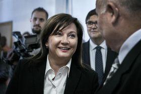 Alena Schillerová (Foto: Michaela Danelová, Archiv des Tschechischen Rundfunks)
