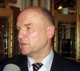 Radní Bohumil Černý, foto: Autor