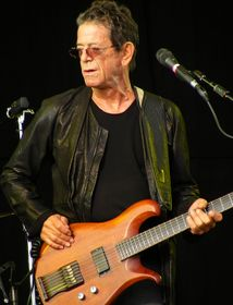 Lou Reed, photo: Man Alive!, CC BY-SA 2.0