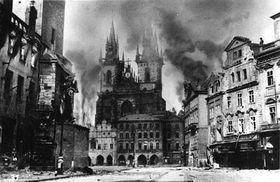 Levantamiento en Praga