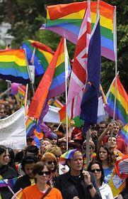 'Queer Pride Parade' à Tábor, photo: CTK