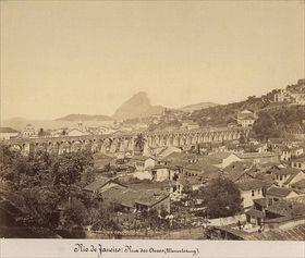 Rio de Janeiro, Brésil, env. 1867