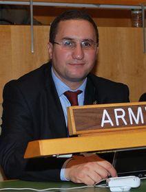 Тигран Балаян, пресс-секретарь МИДа Армении