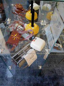 Un joystick con una caja de jabón, foto: Dominika Bernáthová