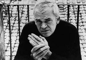 Milan Kundera, photo: CTK/Gallimard