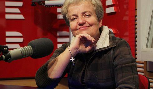 Dana Drábová, photo: Jana Trpišovská / Czech Radio