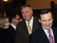 Setkání koaličních stran, foto: ČTK