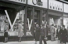 Прага в годы протектората, Фото: Чешское телевидение