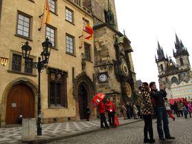 La Ciudad Vieja de Praga, foto: Kristýna Maková