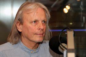 Petr Nosálek, photo: Šárka Ševčíková, Czech Radio