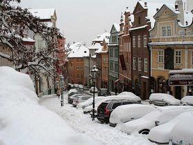 Прага, январь 2010