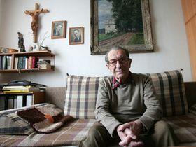 Историк Вацлав Вашко, фото: Редакция Post Bellum
