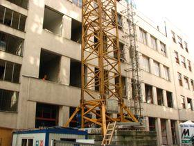 Bâtiment de la Radio tchèque à présent, photo: Kristýna Maková