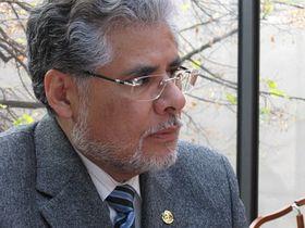 José Luis Bernal, el embajador de México en la RCh