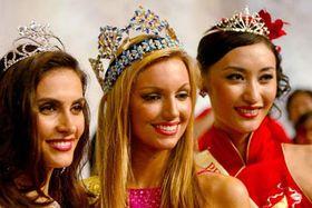 Miss World, foto: CTK