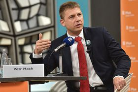 Petr Mach, photo: Filip Jandourek