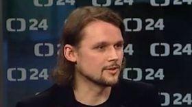 Tomáš Ervin Dombrovský, foto: archiv ČT24