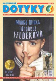 Zeitschrift der slowakischen Minderheit in Tschechien