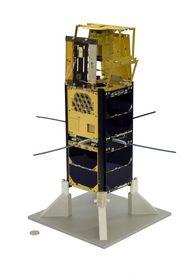Спутник VZLUSat-1, фото: Архив Владимира Даниела