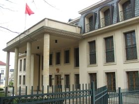 L'ambassade de Chine à Prague, photo: Krokodyl, CC BY 3.0