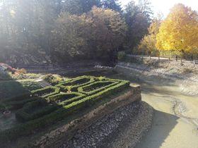 El jardín inglés, foto: Dominika Bernáthová
