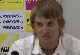 Petr Šrain (Foto: Slovan TV)