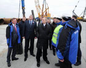 Владимир Путин в Крыму, Фото: ЧТК