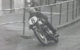 Фрэнк Мразек, фото: Frank Mrazek Racing