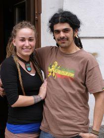 Zuzana y Diego Mora
