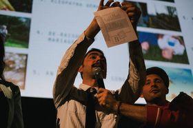 Giuseppe Picheca et Bruce Chaboud, photo: Site du festival Some Like It Short