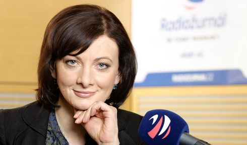 Veronika Sedláčková, foto: Khalil Baalbaki, ČRo