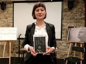 Екатерина Газукина, фото: Катерина Айзпурвит