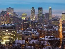 Montréal, photo: David Iliff, CC BY-SA 3.0