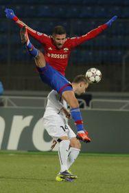 Zoran Tosic y Radim Řezník, foto: ČTK