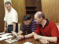 Comisión de fair play de hockey in-line discuta la causa de Domimik Hasek, foto: CTK